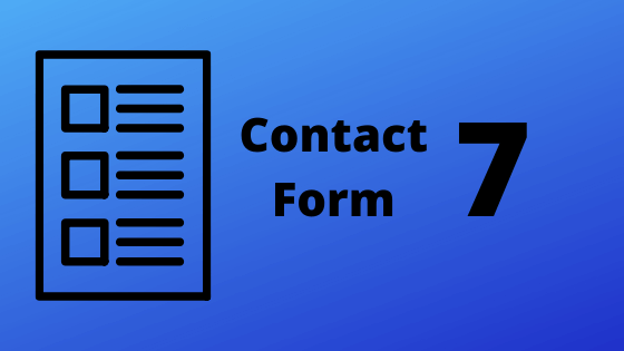 The best free contact form plugin is the contact form 7