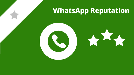 Ever since its inception, Whatsapp reputation has grown multi-fold