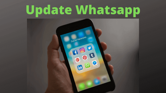 Whatsapp keeps launching new features frequently. But to get those features, the app needs a frequent update!